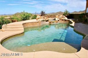 Views, 2 waterfalls, 1 hot jacuzzi, and 1 cool pool plus a beach entrance.
