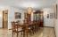"Dining Room: 20'3"" x 33'0"