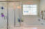 Master Bath with Large shower and soaking tub