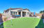 Private yard with putting green, Spa and Built in BBQ!