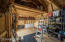 Storage Shed - Interior