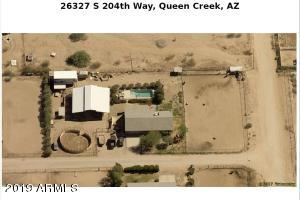 26327 S 204th Way, QC. Horse Property For Sale.