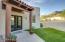 Backyard Master Bedroom Access