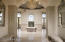 Exquisite entrance to Master Bath