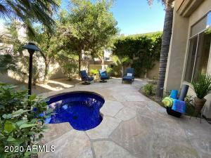 LARGE PATIO, UPDATED SPA, LOTS OF ROOM TO LOUNGE & ENJOY YOUR PRIVACY & TRANQUILITY
