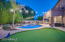 Beautiful backyard with so many areas to entertain!