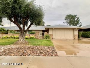 12627 W BRANDYWINE Drive, Sun City West, AZ 85375