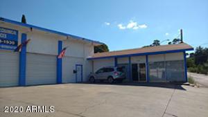 550 N WILLOW Street, Globe, AZ 85501