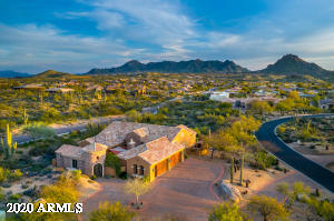 28761 N 113th Way, situated on 1.67 acres with pristine views.