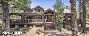 9722 E Forest Road, Lakeside, AZ 85929
