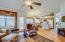 Kitchen & Family Room Area