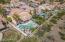 Aerial of Backyard