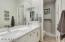 Remodel bath on main floor