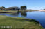 Golf Course View On The Lake