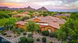 9525 E Peak View Road, Scottsdale, AZ 85262