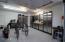 workshop area in 3 car garage