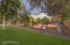backyard zip line / basketball court