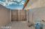 Side gate & extra storage area