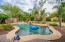 Summer lovin' is fantastic with this pool!