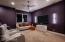 Media Room (4th Bedroom)