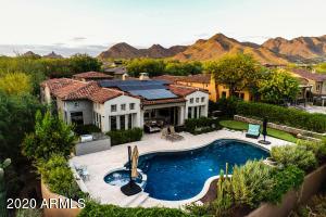 9741 E Mountain Spring Road, Scottsdale, AZ 85255