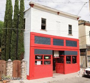 24 BREWERY Avenue, Bisbee, AZ 85603