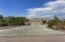 Large concrete driveway