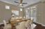 Dining Room - Virtually Enhanced!