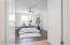 DRAMATIC DOUBLE DOOR ENTRY INTO MASTER BEDROOM #2!