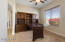 Wall unit in office