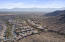 View from South Mountain. The newly completed Loop 202 is far away. Virtually no traffic noise yet provides convenient access to areas throughout the Valley