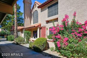 Great curb appeal, well maintained common areas