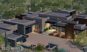 City Light, Golf, Mountain and Sunset View 1 Level Home
