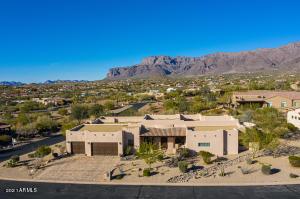 10702 E Copa del Oro Lane, Gold Canyon, AZ 85118