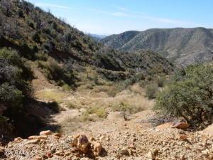 TBD E 100 AC Chiricahua National Mon Road,