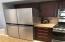 Fingerprint resistant metallic steel 4 door refrigerator with flexible organization spaces
