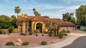 Welcome home to this spectacular home situated on a large corner lot.