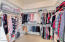 1 of 2 closets in master.