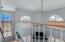 Vaulted Ceilings--no popcorn! Floor-to-Ceiling Windows. Custom blinds.