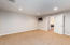There are three play areas in the basement; two game areas plus a home theatre room!