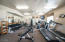 Workout facilities within the gates of Tesoro are well equipped and convenient.