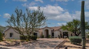 Located in the small gated community of Sonoran Vista, in Tatum Ranch.