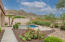 Spectacular views of South Mountain and desert common space