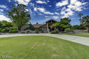 One of Paradise Valley's most desirable and beautiful neighborhoods!