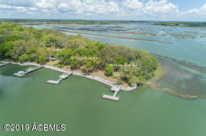 Property for sale at 20 Claires Point Road, Beaufort,  South Carolina 29907