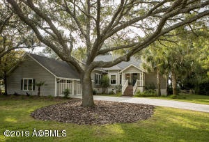 Property for sale at 4 Country Club Drive, Beaufort,  South Carolina 29907