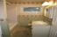 Full bathroom on 1st floor
