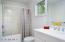 En-suite bathroom for bedroom three