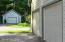 Attached 2-car Garage & Detached Garden House