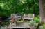 Brookside deck